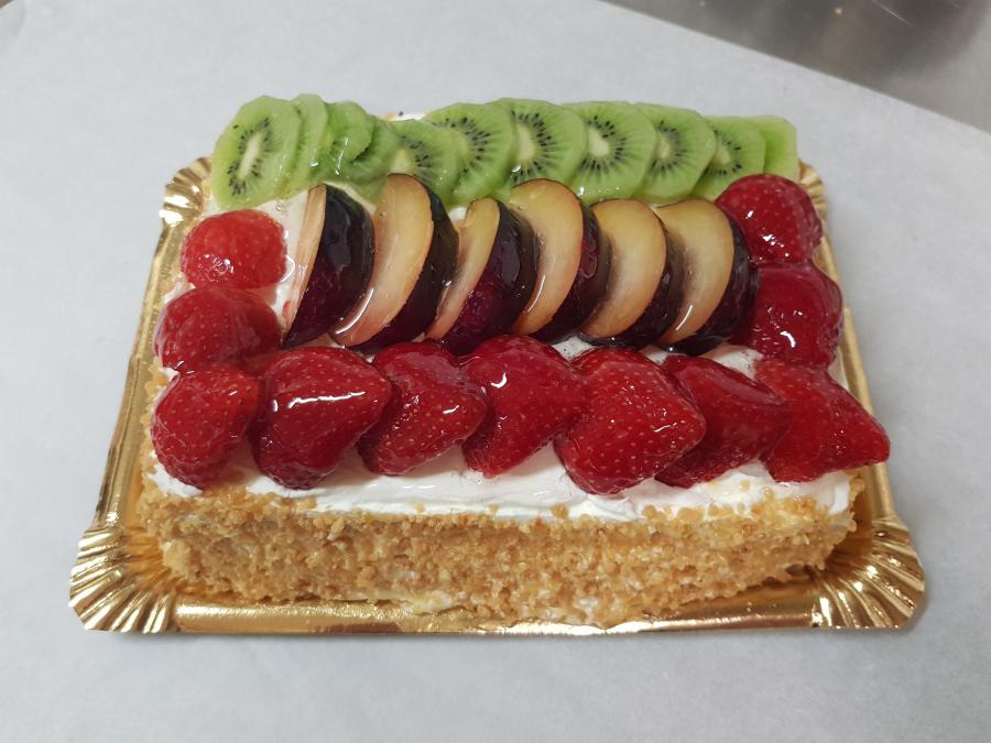 Banda de fruta