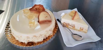 Imagen Almendra y manzana