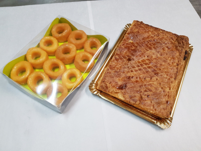 Imagen Pack empanada + bandeja