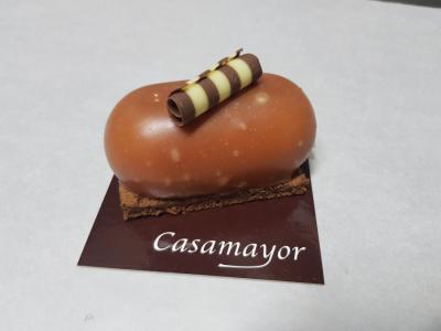 Imagen Postre cuatro chocolates