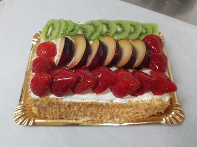 Imagen Banda de fruta
