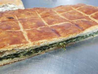 Imagen Empanada de espinacas con queso