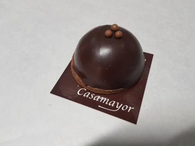 Imagen Bomba de chocolate
