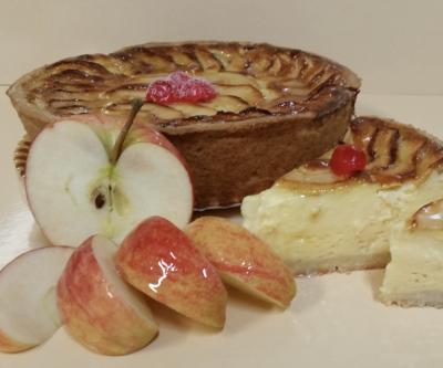 Imagen Tarta de manzana